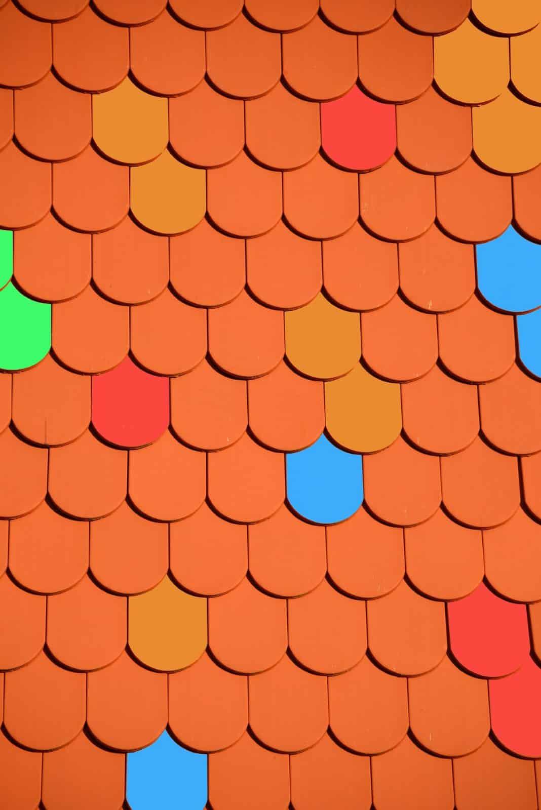radi pokryjú strechu