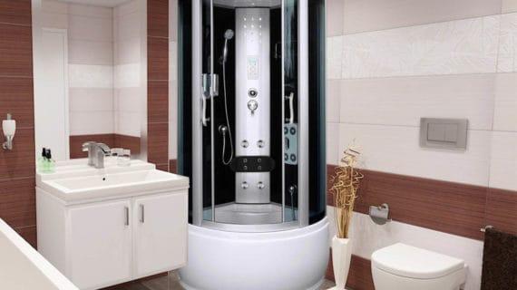 Aké sú výhody sprchových a masážnych boxov?