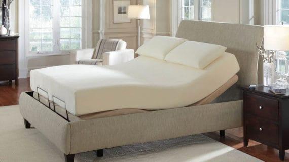 Polohovateľná posteľ