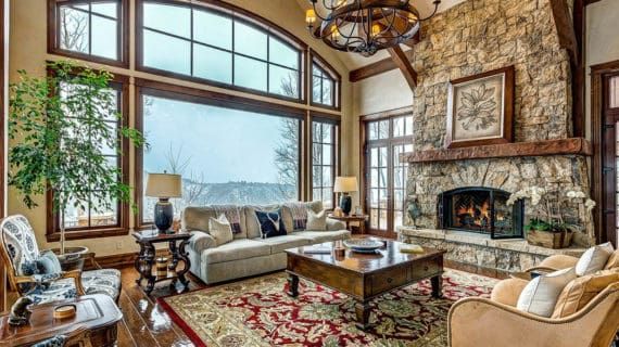 Vidiecke interiéry milujú klasiku