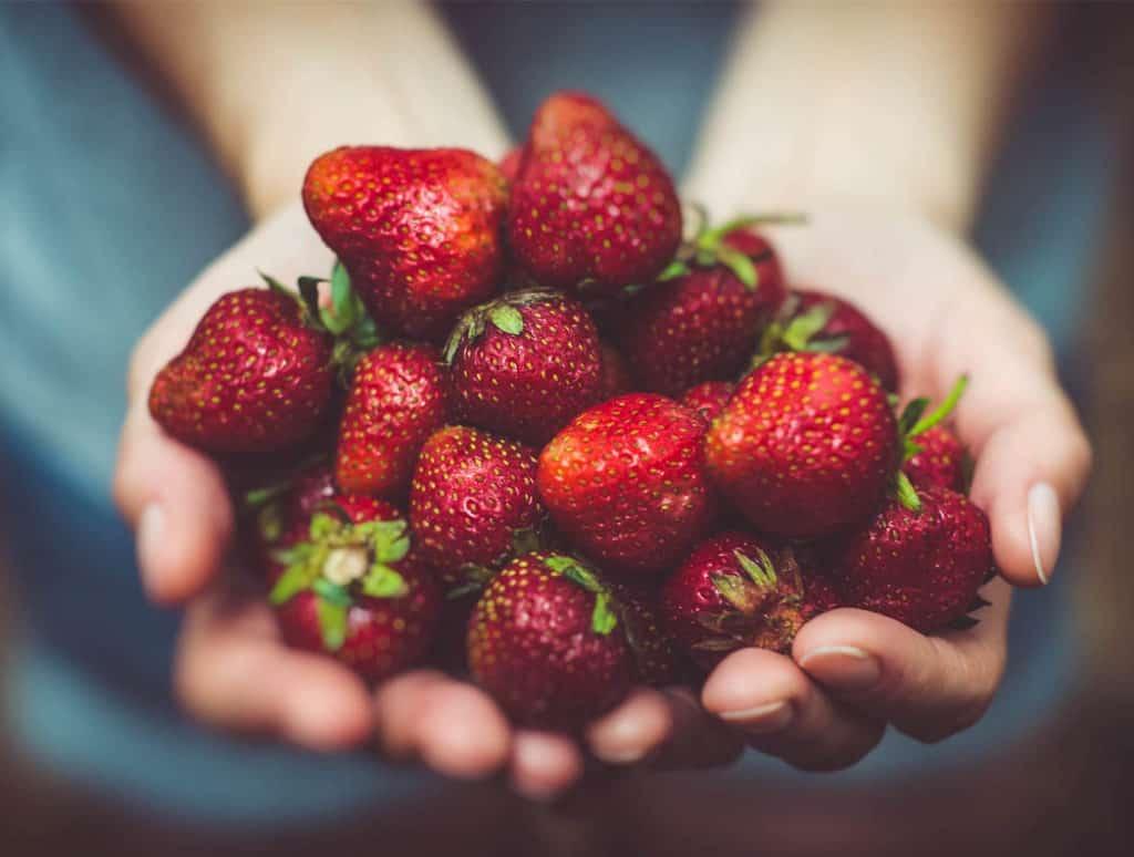 7 spôsobov ako zužitkovať jahody