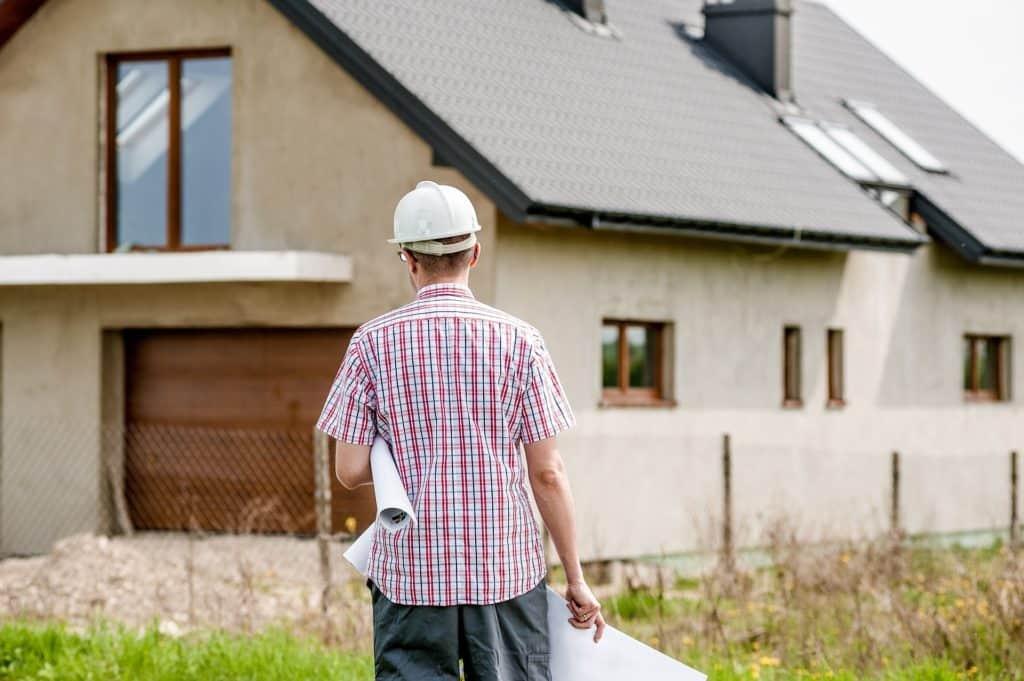 plánovaná rekonštrukcia domu