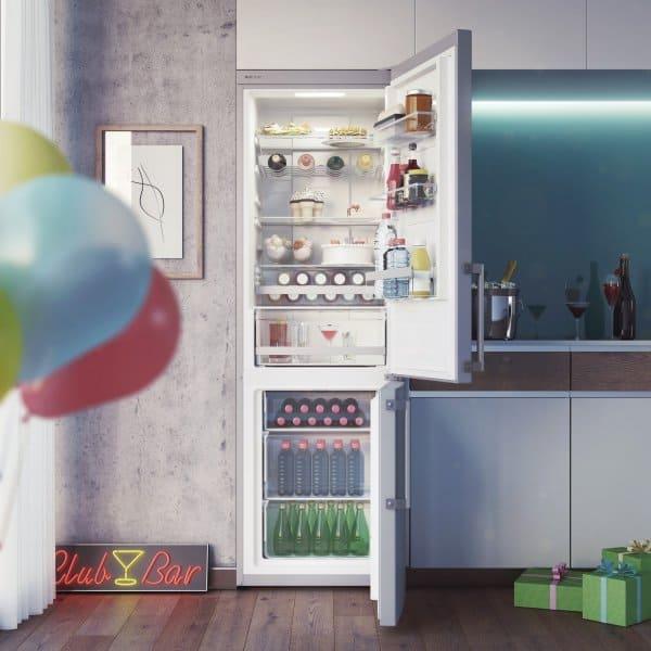 Aký typ chladničky vybrať?