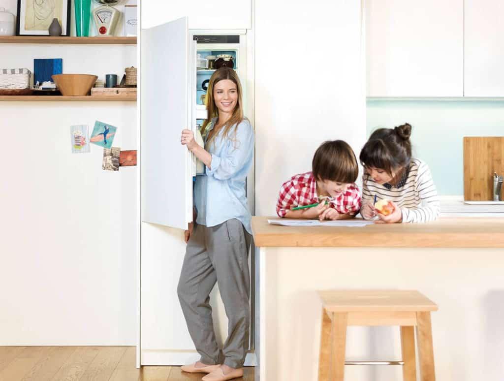 Ako správne vybrať chladničku