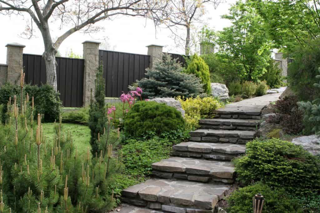 Plánovanie záhrady - práca záhradného architekta