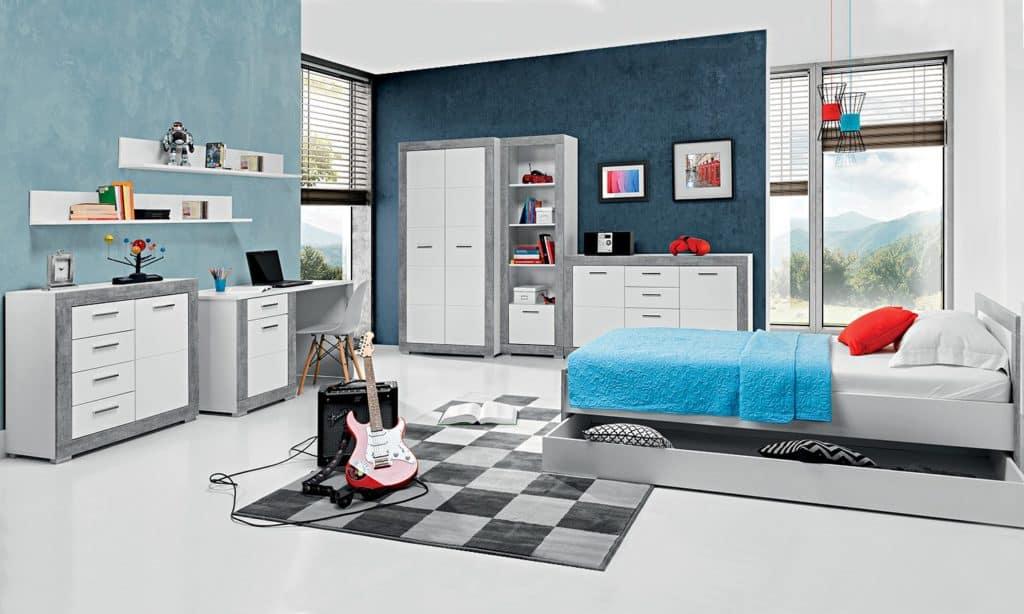 Ako zariadiť detskú izbu pre súrodencov?