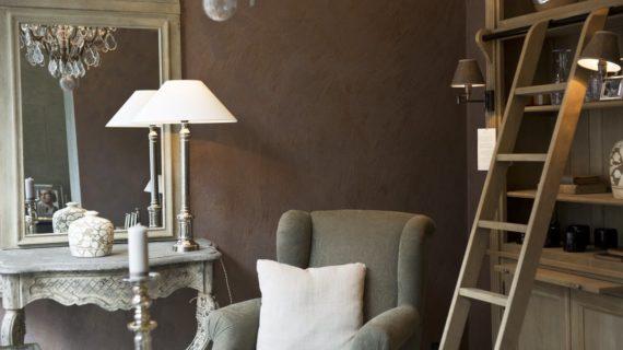 Glamour štýl - obývačka