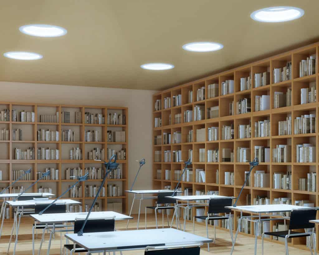 Svetlovody v interiéri