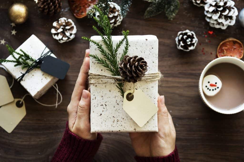 štýlové vianočné darčeky