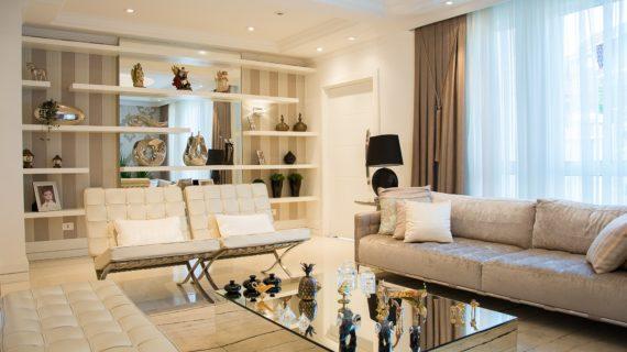 Zariaďte si obývaciu izbu prakticky a moderne