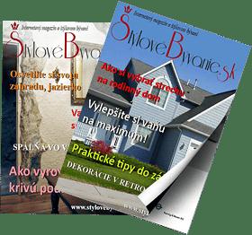 Štýlové Bývanie magazín