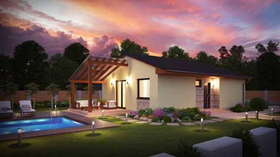 Trendy v oblasti stavby rodinných domov