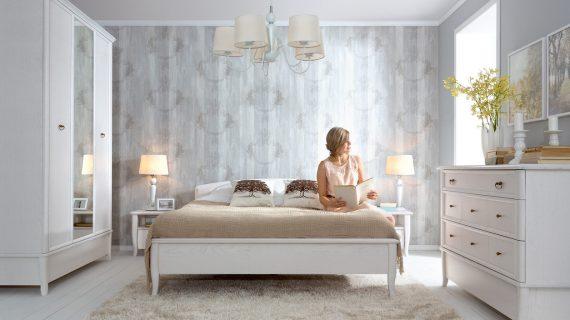 Malá a štýlová — tipy pre vašu spálňu