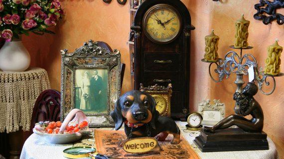 Nostalgia Shop - dekorácie a bytové doplnky