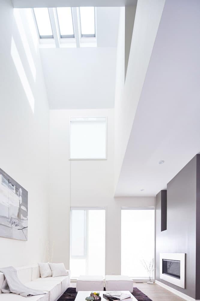 Aktívny dom - interiér