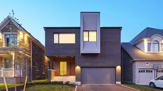 AKtívny dom v Kanade