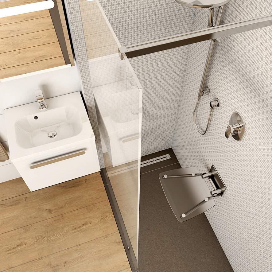 Tipy pro bezbariérovú kúpeľňu