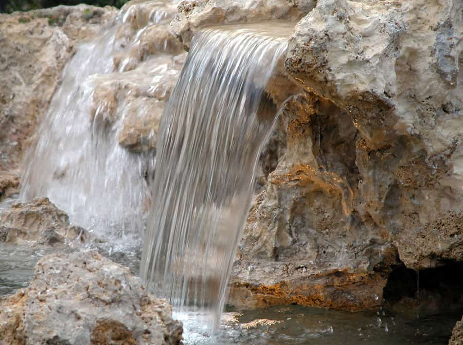 Zvuk tečúcej vody