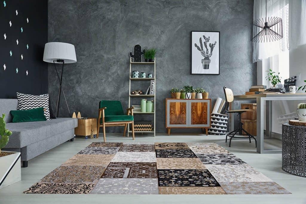 Aký koberec vybrať do obývacej izby