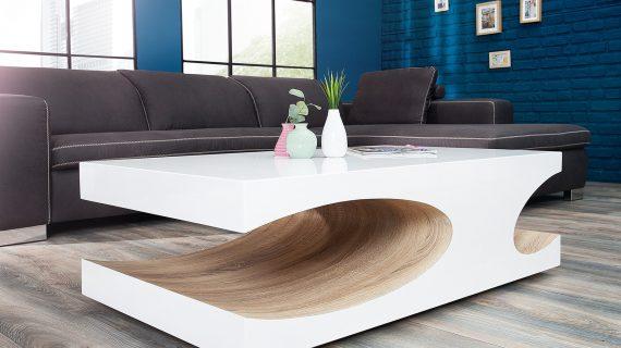 Aby váš konferenčný stolík zapasoval k vám aj k nábytku