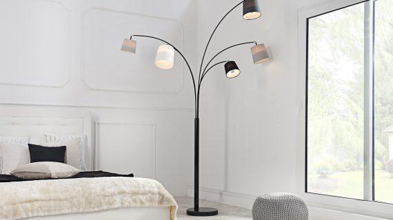 Ako vyriešiť osvetlenie spálne