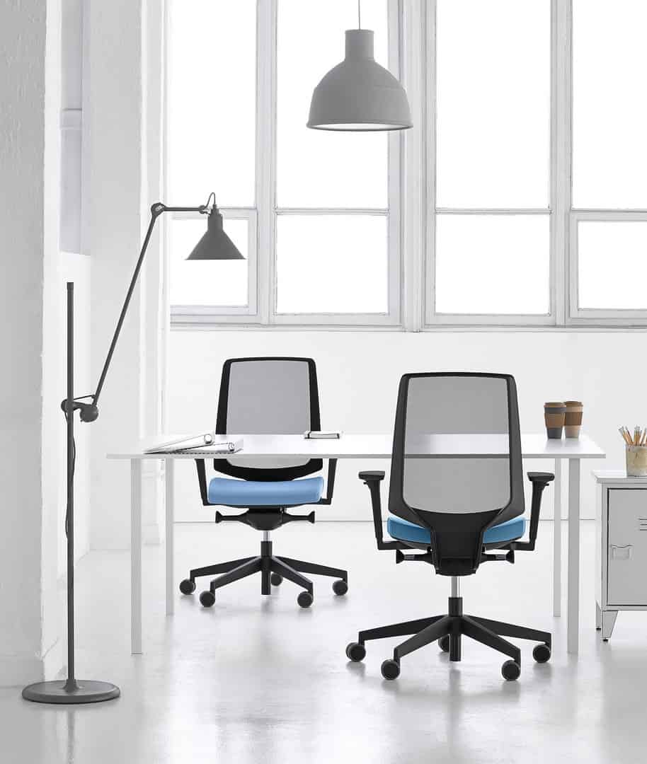 Kvalitné a hlavne ergonomické kancelárske kreslá