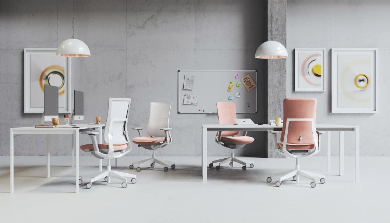 Štýlovo zariadené kancelárske priestory