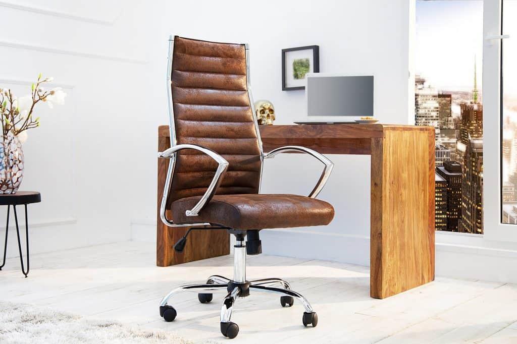Ako vybrať kancelárske kreslo