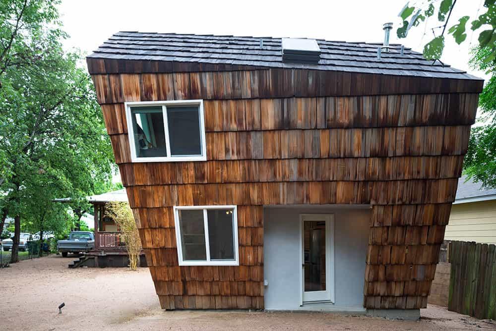 netradičný rodinný dom