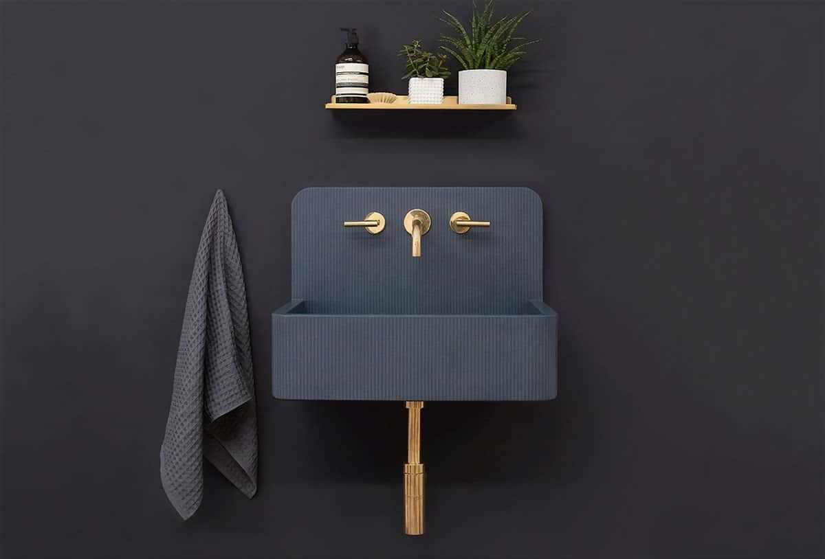 Prečo sú betónové umývadla populárnejšie ako keramické umývadlá?
