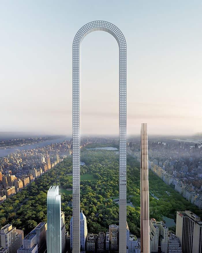 mrakodrap new york