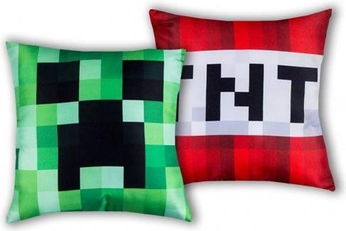 Vankúš Minecraft TNT