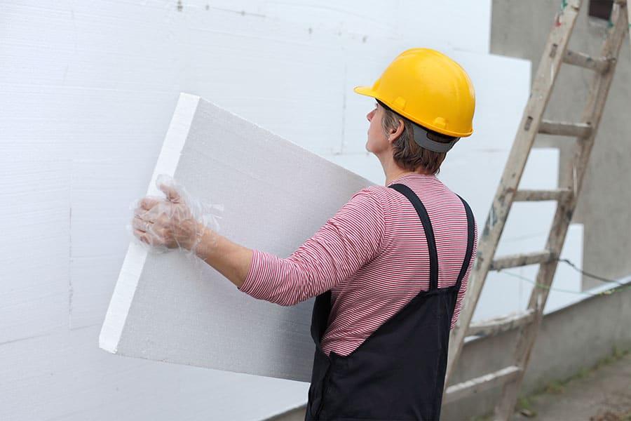 Polystyrén – lacnejšie riešenie pre menšie stavby