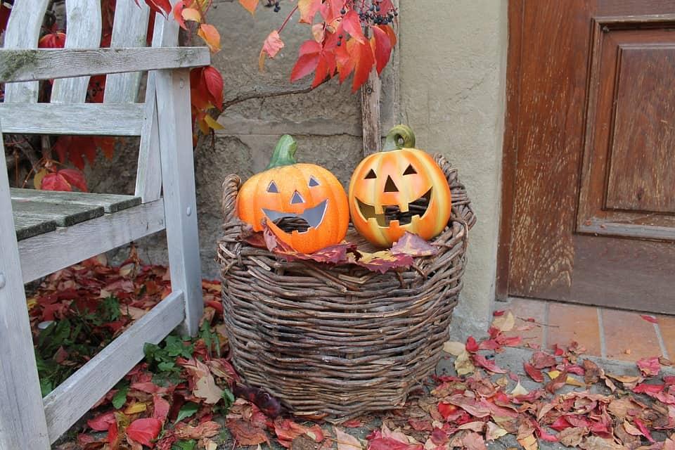K jeseni patrí aj Halloween