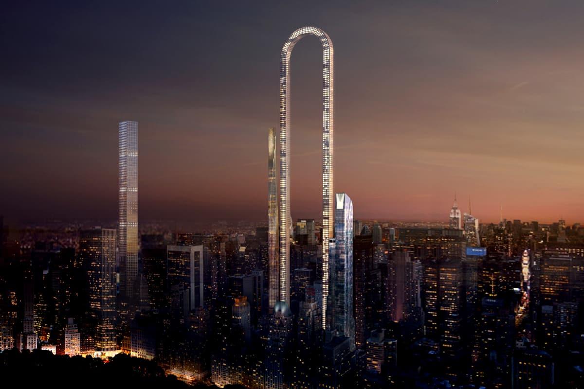 mrakodrap v new yorku