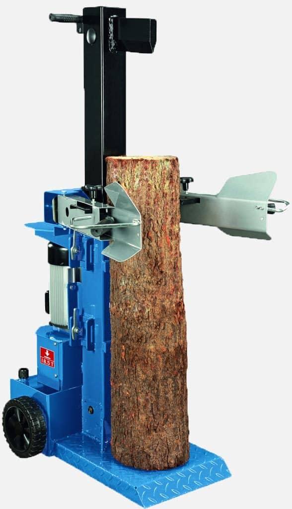 Vertikálna štiepačka na drevo
