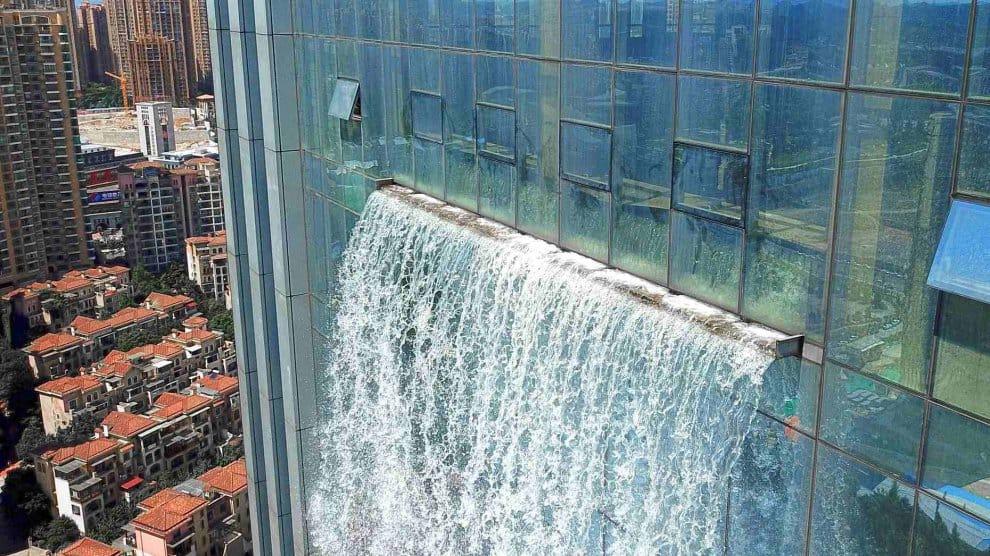 vodopád