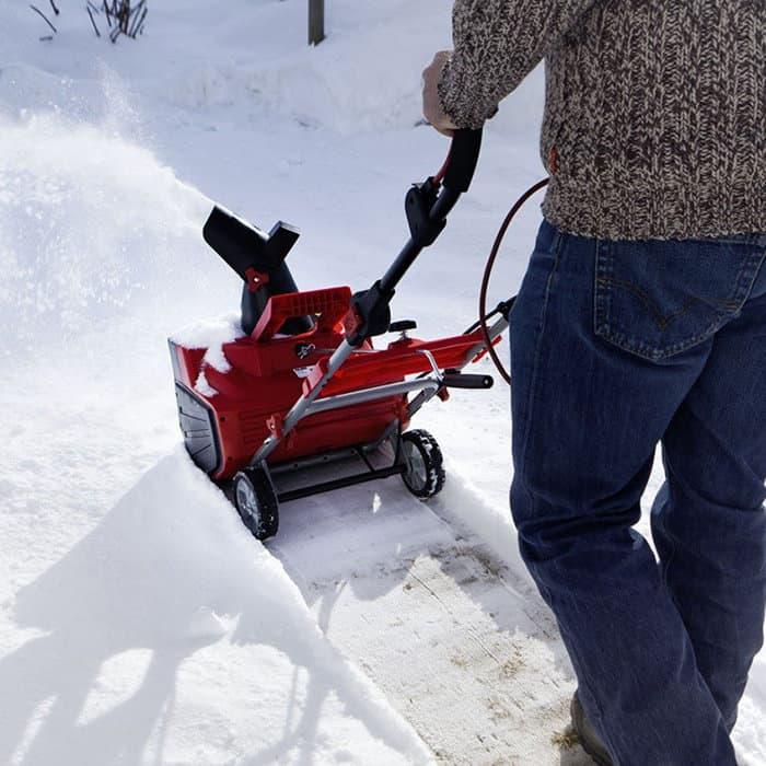 Snehová fréza AL-KO Snowline 55E