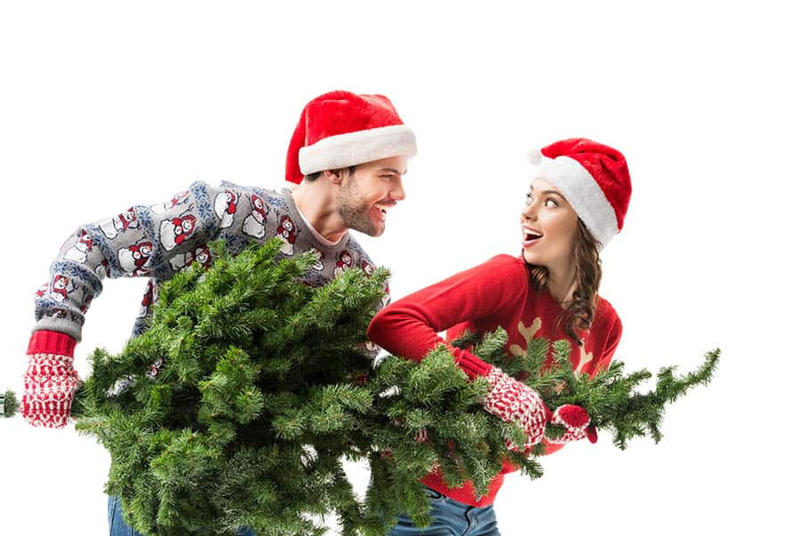 Umelý vianočný stromček