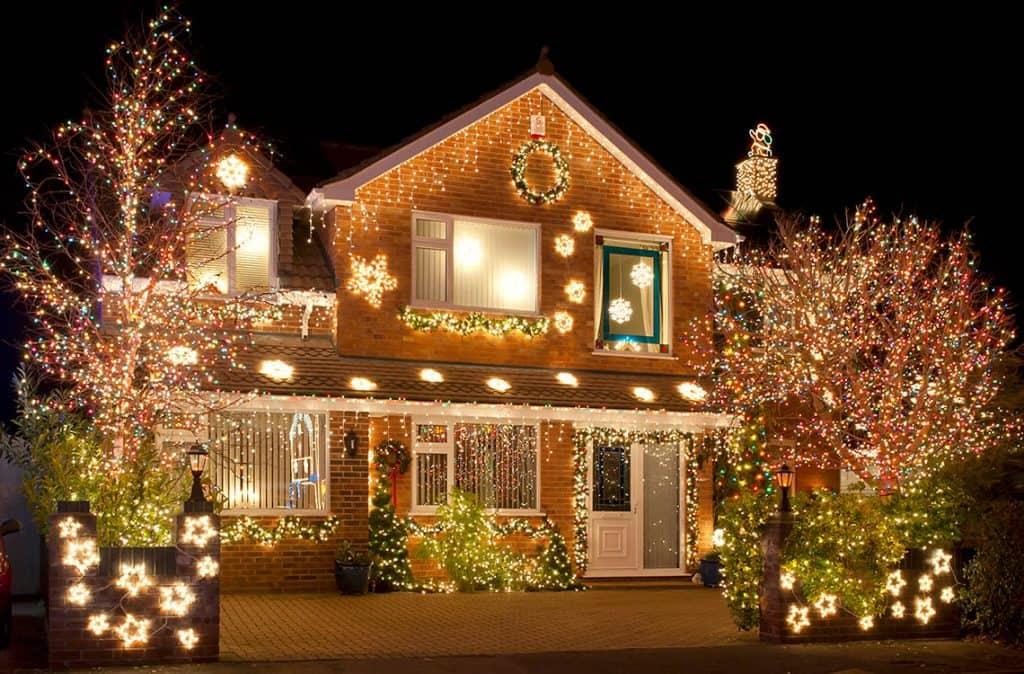 vianocne vonkajsie osvetlenie