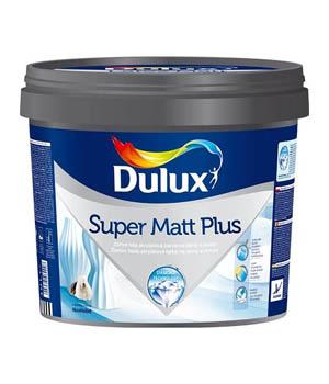 Dulux Super Matt - popolavo modrá