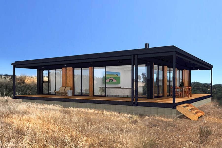 Mobilný dom predstavuje možnosť ako vyriešiť otázku bývania