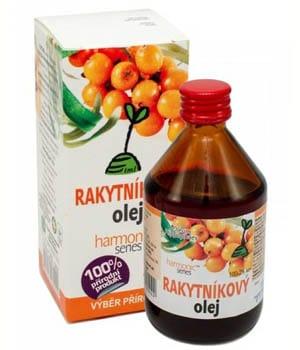 Rakytník rešetliakový - olej