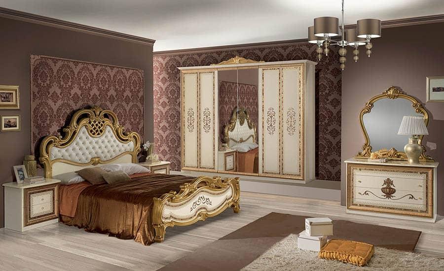 štýlová talianska spálňa Anito