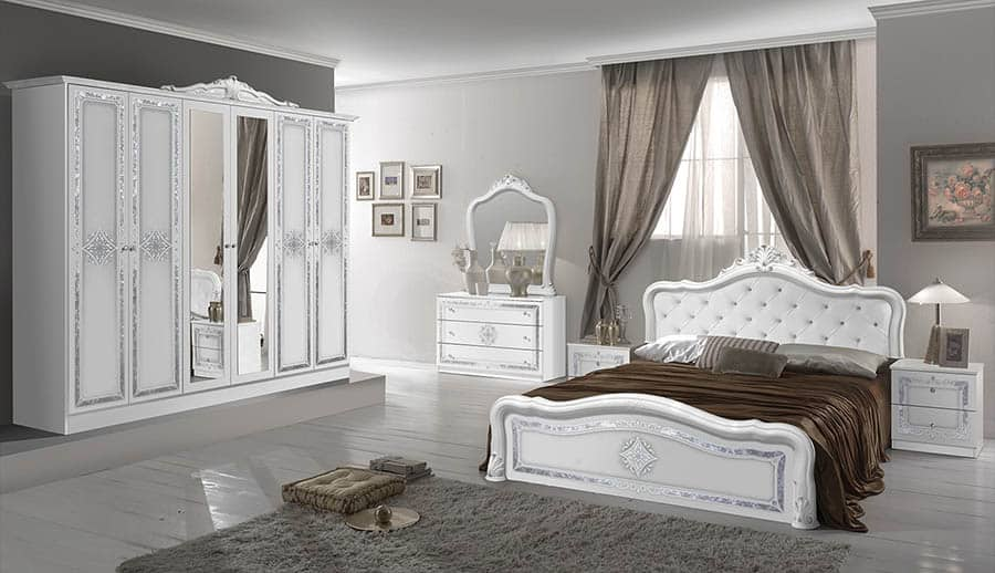 klasická talianska spálňa Laisa