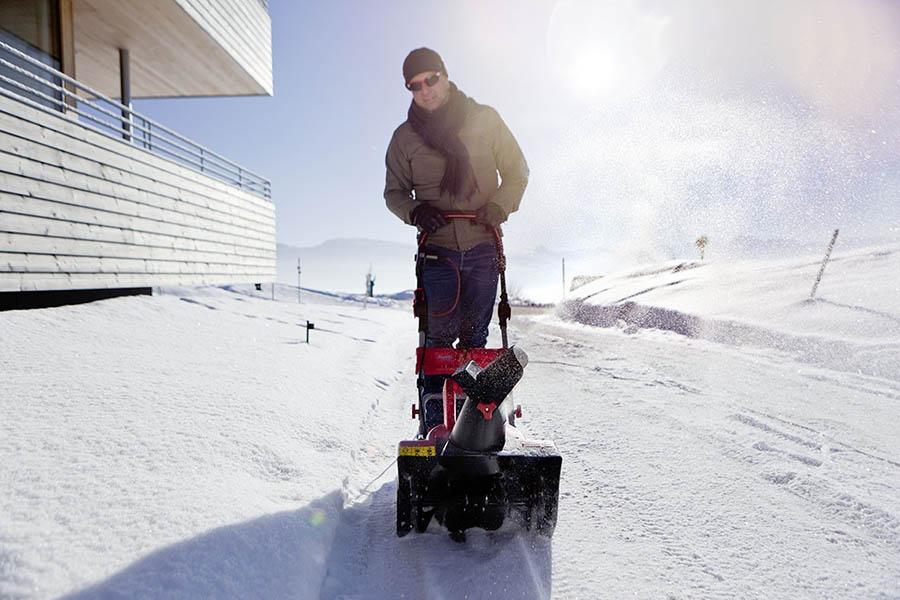 Snehová fréza AL-KO Snowline 46E