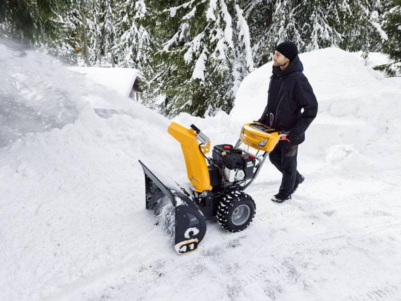 Snehová fréza Stiga Snow ST 5266 PB
