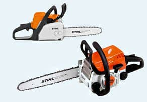 Produkty STIHL-Speciální pily STIHL-motorová pila