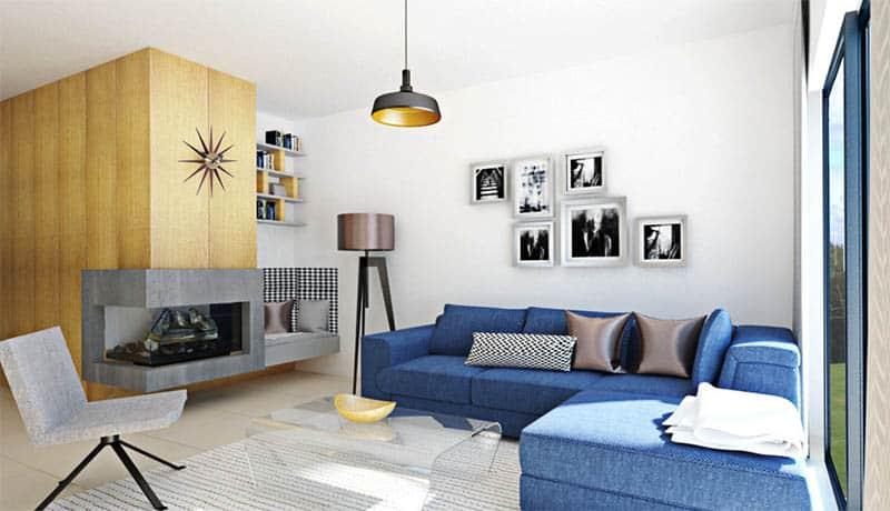 Grafický návrh interiéru