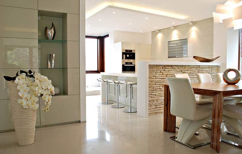 Luxusný návrh interiéru